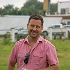 CARLOS GONZÁLEZ GARCÍA, ACTIVIST IN MOSAIC