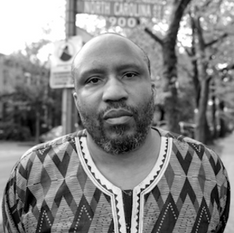 THE POETIC CURATOR, FRED JOINER