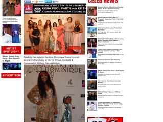 Mimi Faust and her Daughter Host Mother's Day Event: FreddyO.com