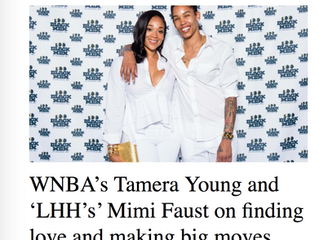 (INTERVIEW) Mimi Faust and Ty Young on Finding Love | RollingOut