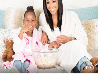 Mimi Faust Sits Down with Rebel Lifestyle Magazine: BlackCelebKidsOnline