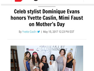 Celeb stylist Dominique Evans Honors Mimi Faust on Mothers Day: RollingOut.com