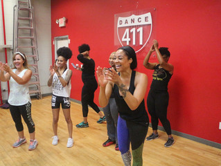 (PICS) Double Dutch Aerobics with Mimi Faust
