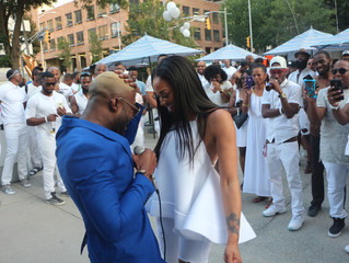 Mimi Faust Host All White Party Benefiting Men's Health and HIV Awareness