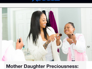 Mother Daughter Preciousness: Mimi Faust & Eva Giselle: Bossip
