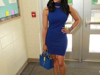 PICS: Mimi Faust, Rasheeda, Karlie Redd and Sierra Gates's Columbia High School Surprise Visit a