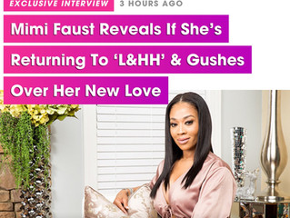 Mimi Faust talks with Hollywood Life about Additional Projects Outside of Love & Hip Hop!