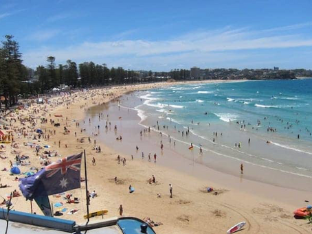THINGS TO-DO IN MANLY, AUSTRALIA!