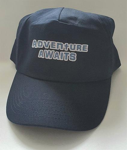 ADVENTURE AWAITS Cap