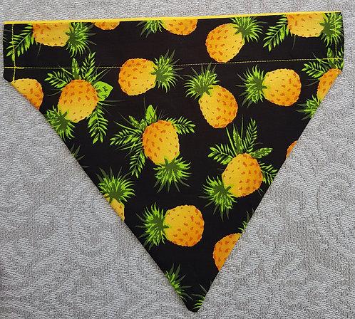 Pineapple Dog Bandana