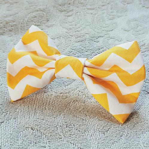 ZigZag Dog Bow Tie