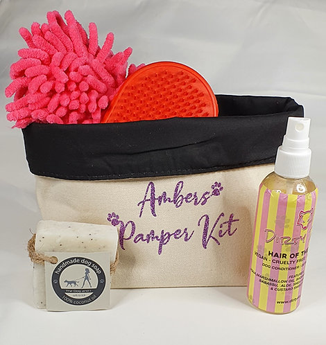 Personalised Pamper Kit