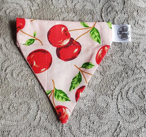 Cherries Dog Bandana
