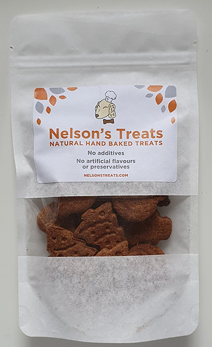 BLACK FRIDAY OFFER 3 Bags of Nelsons Treats Biscuits