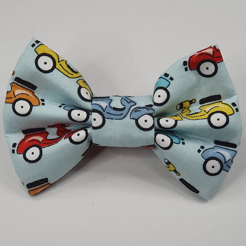 Scooter Dog Bow Tie