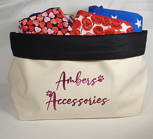 Personalised Accessory Bag