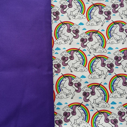 Unicorn Rainbow Bandana Various Colours
