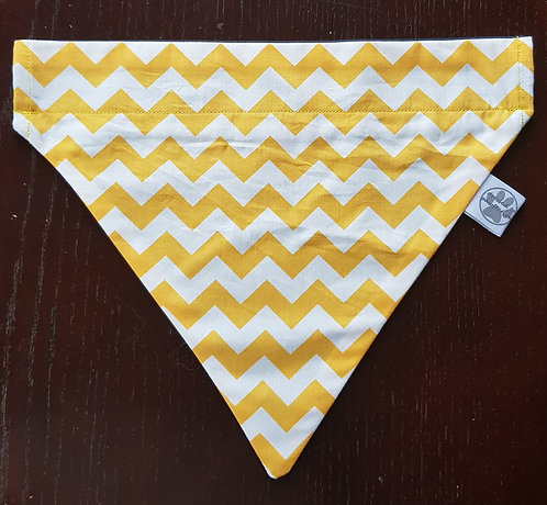SECONDS MEDIUM ZIGZAG BANDANA