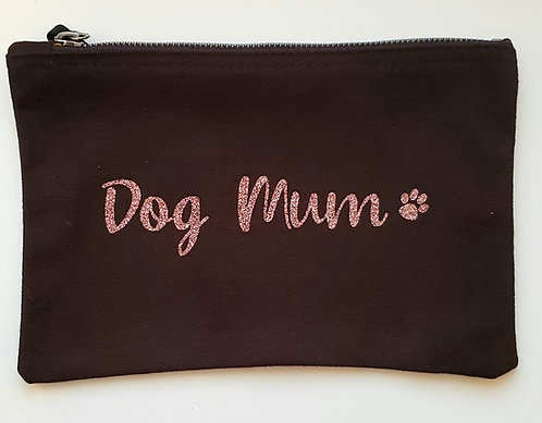 Dog Mama Zip Pouch