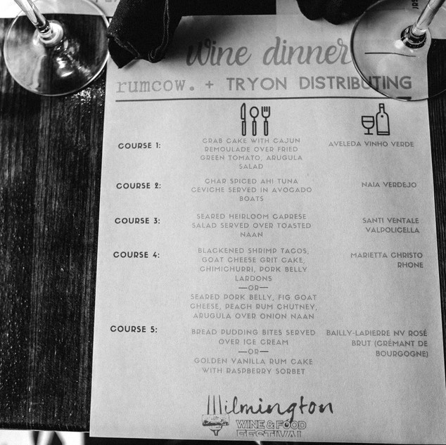 Special Event | Wilmington Wine & Food F