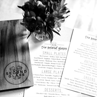 Samm Sawyer Media | The Second Glass Menu .jpg