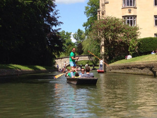 A day out in Cambridge