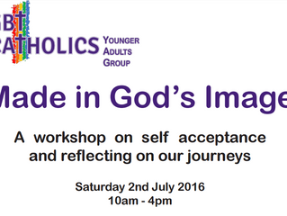 "Day Workshop ""Made in God's Image"""