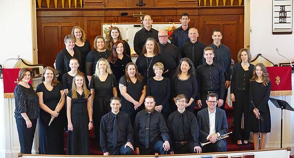 PCA Choir Fall 2019 - Inaugural Concert