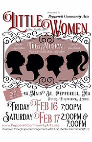2 Poster - PCA presents Little Women.jpe
