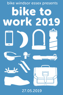 Bike to Work 2019 campaign