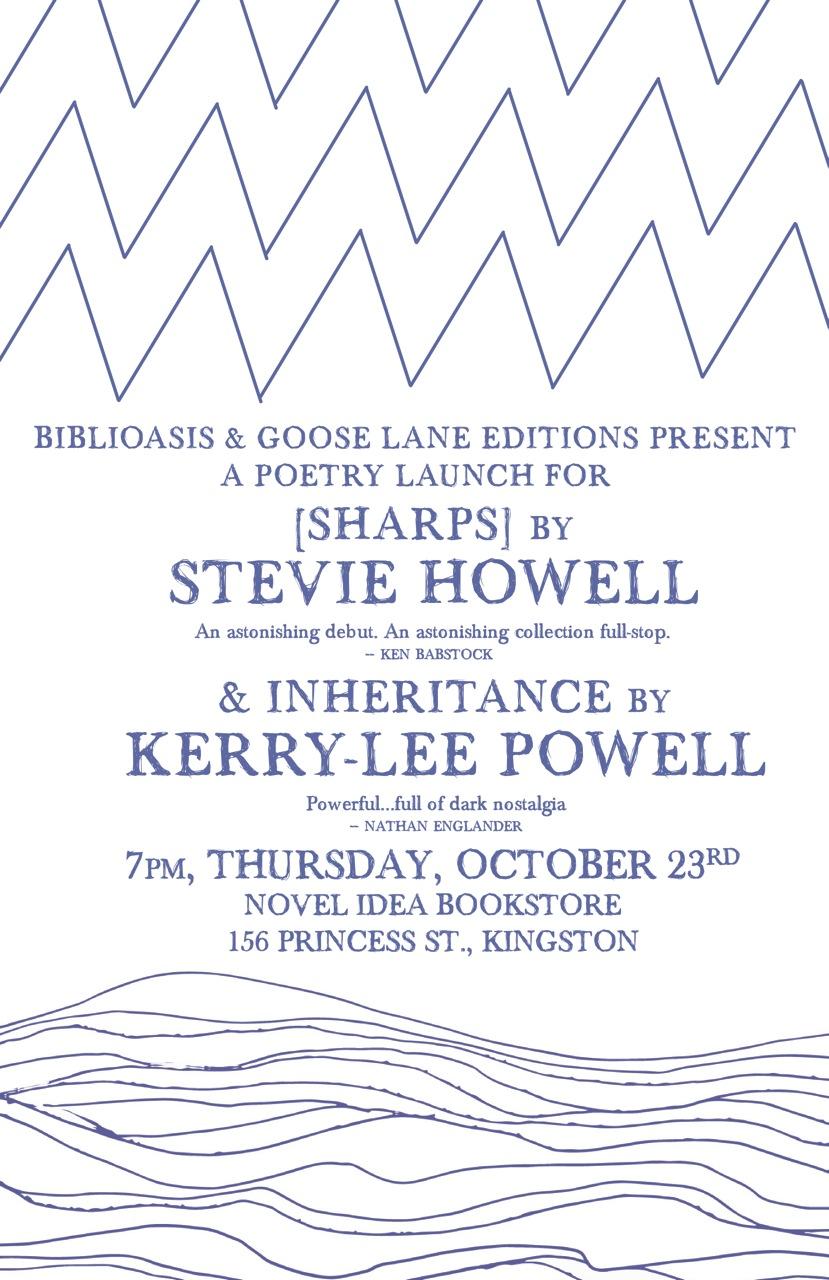 Stevie Howell & Kerry-Lee Powell