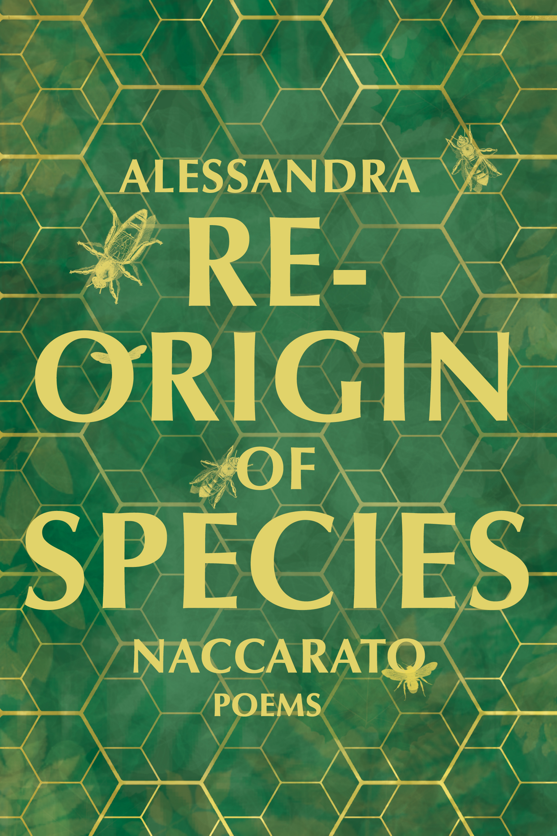 Cancelled cover for Re-Origin of Species