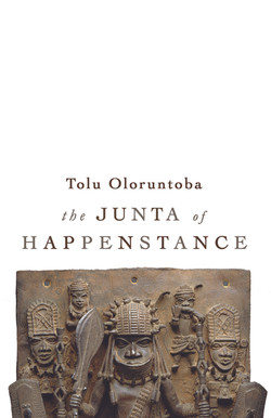 The Junta of Happenstance (Palimpsest, 2