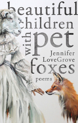 Beautiul Children With Pet Foxes