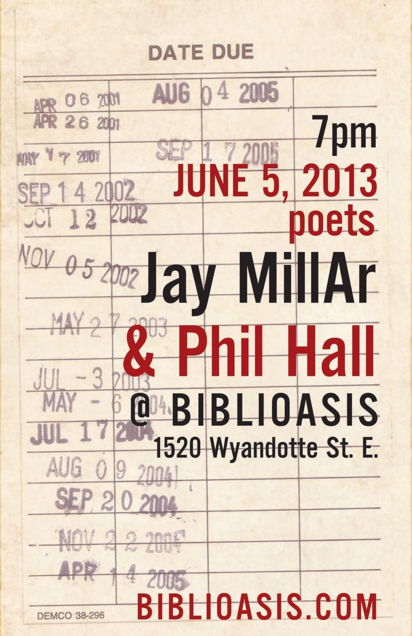 Hall & MillAr Poster