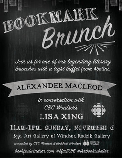 Books and Brunch
