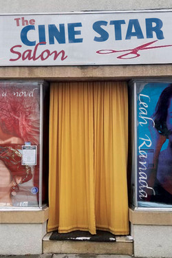 Cine Star Salon rejected cover