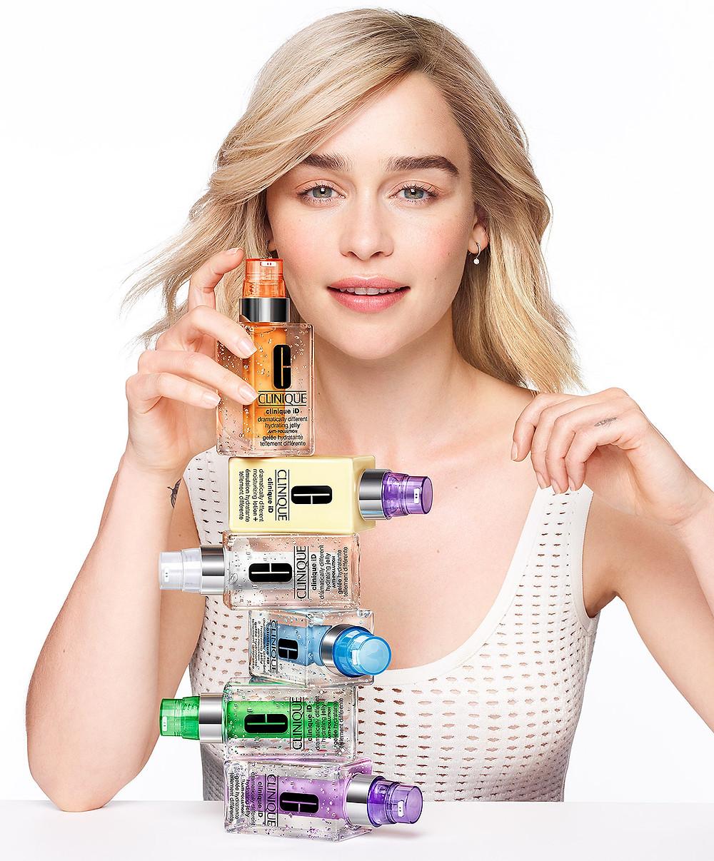 L'actrice à succès révélée dans la série HBO Game of Thrones règne désormais en tant qu'Ambassadrice mondiale de Clinique, pour les soins de la peau et du maquillage. Une première pour la marque de cosmétique. /Topwalk Magazine, Melissa N'Dila, 2019