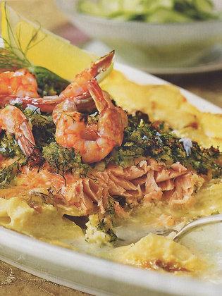 Weinbegleitung  - Menü mit Fisch