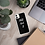 Thumbnail: Debt Ain't It iPhone Case (White Script)