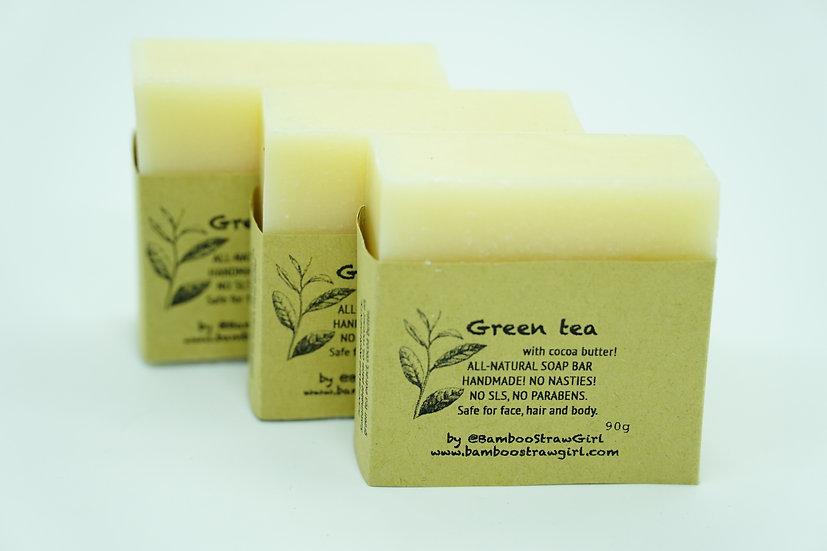 Soap Bar - Green Tea