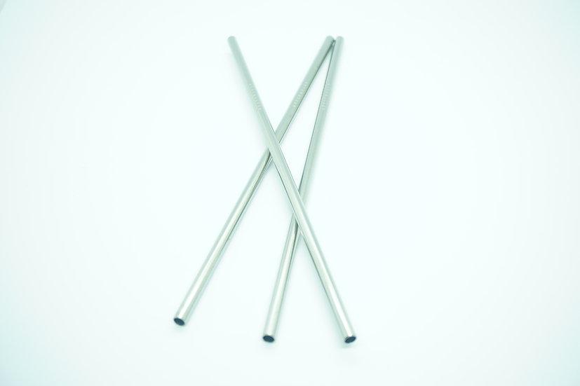 Stainless Steel Straw - Straight
