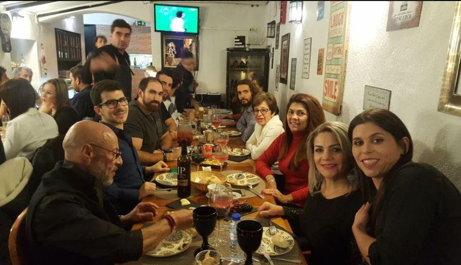 jantar de natal 2017