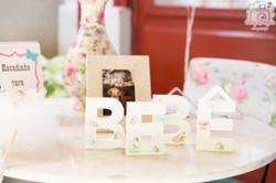 Chá de Bebê Provençal