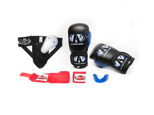 Ali's Fightgear complete heren beginners boks set voor jeugd en volwassenen
