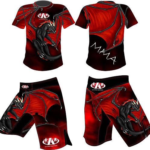 MMASS-2 shirt en short
