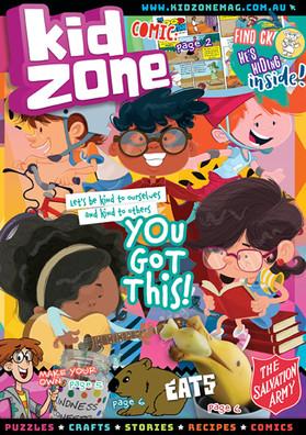 Extra magazine - You got this!