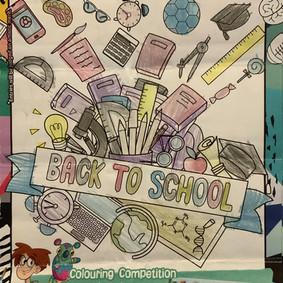 Back to School - Winner