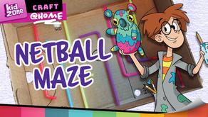Netball Maze