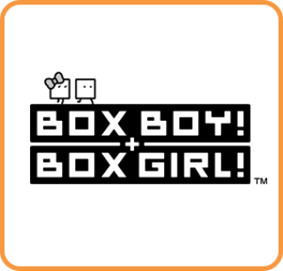 New Release: BoxBoy! + BoxGirl!